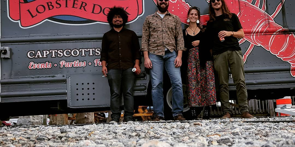 The Outcrops - Waterhole Music Lounge