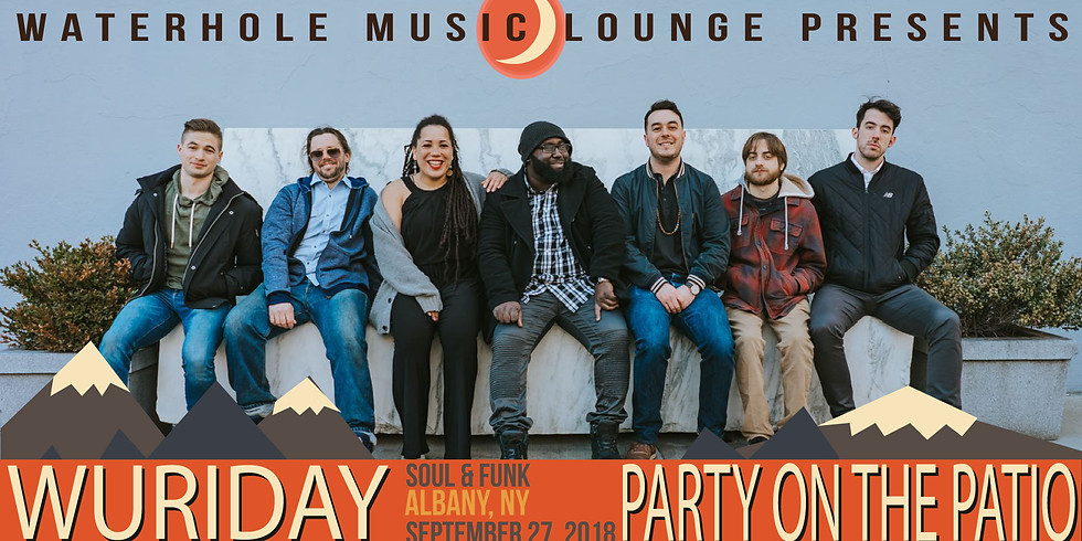 Wurliday - Party on the Patio