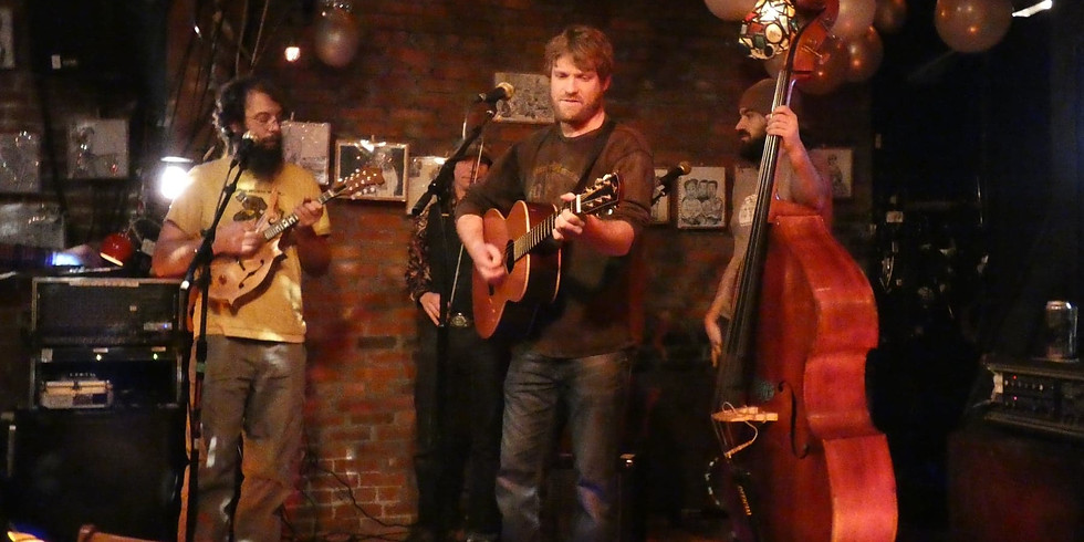 Stinky Boots String Band Wednesday Night Residency