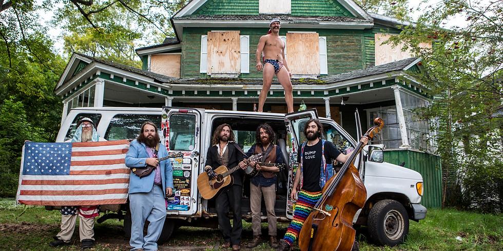The Blind Owl Band at Unihog, Hoosick Falls, NY