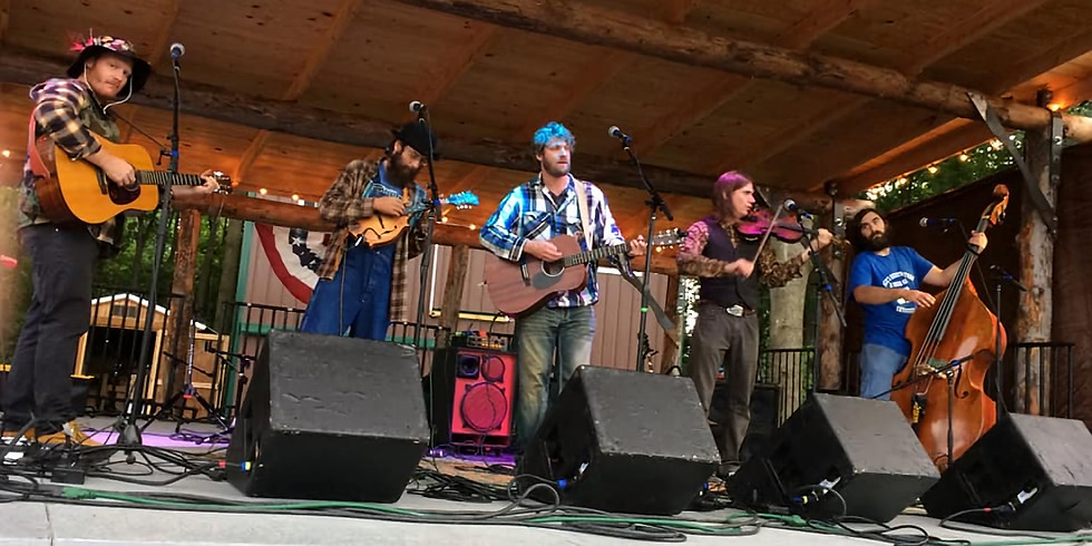 Stinky Boots String Band - Party on the Patio