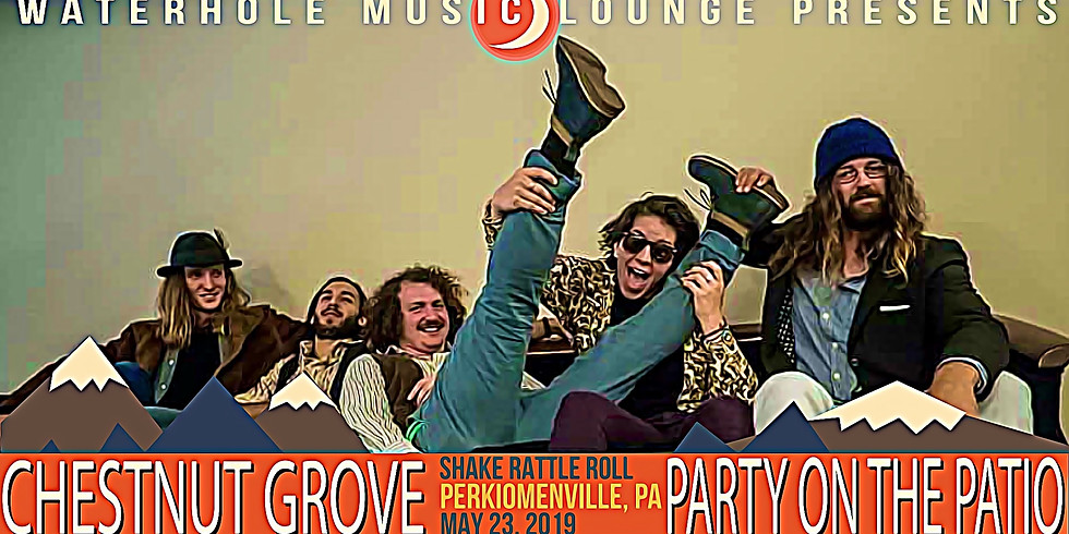 Chestnut Grove - Party on the Patio