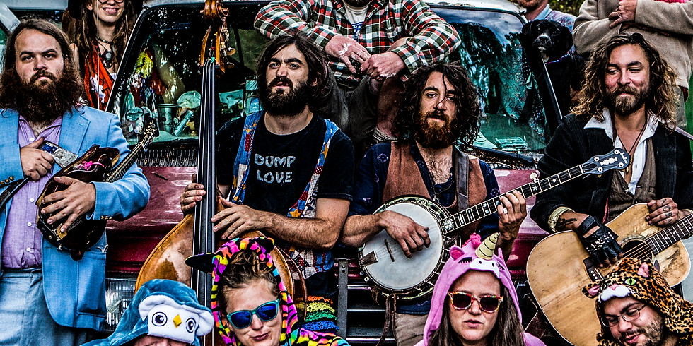 The Blind Owl Band - Late Show - Waterhole Music Lounge