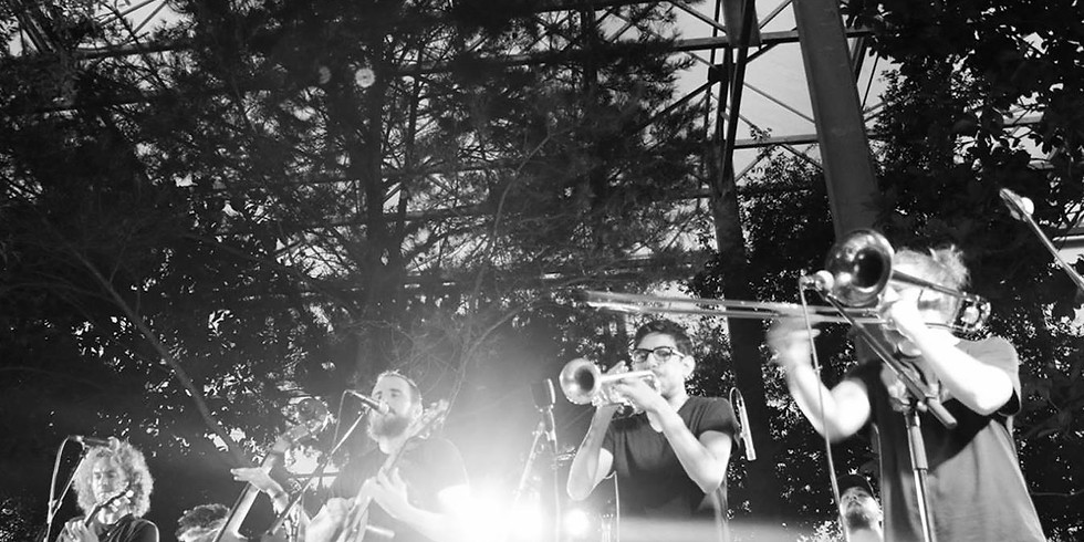 Carrie Nation & The Speakeasy wsg. Adrian Aardvark