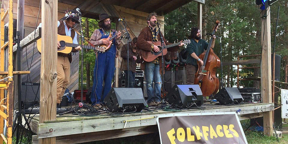 Canceled - Stinky Boots String Band - Free Show - Wednesday Night Residency