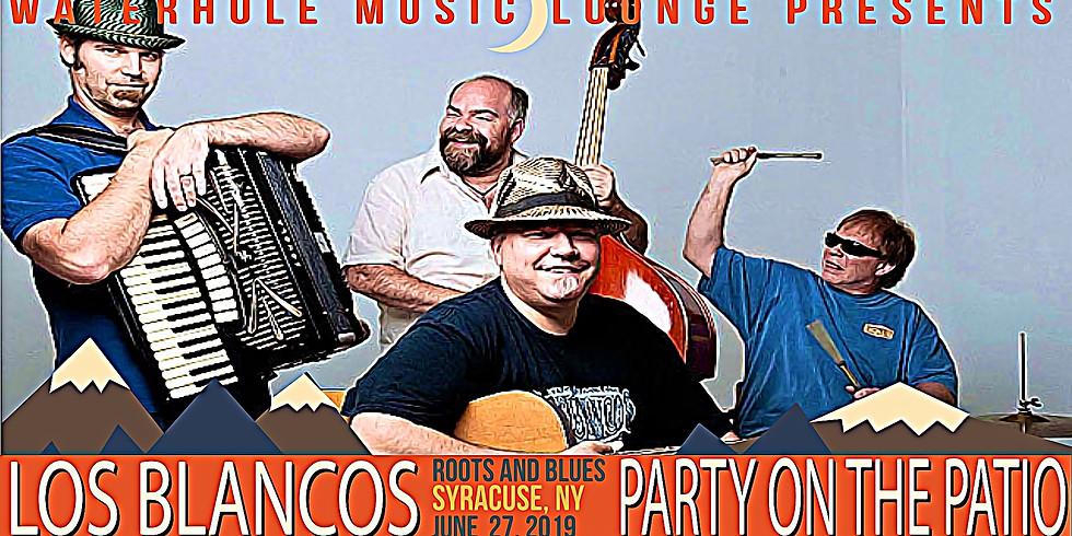 Los Blancos - Party on the Patio - Waterhole