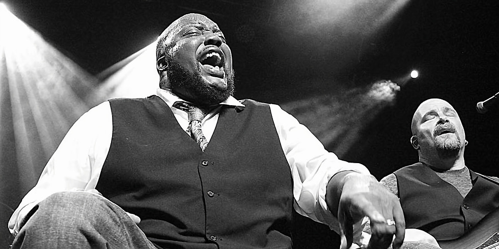 Sugaray Rayford - Blues for Bluseed - Benefit Show