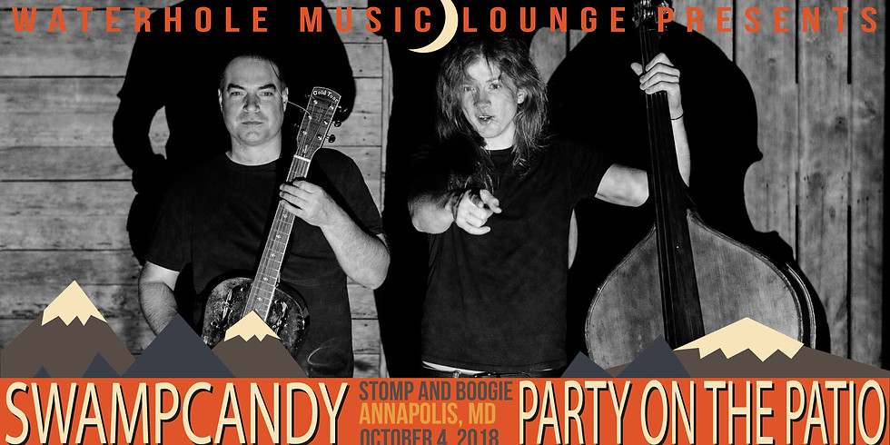 Swampcandy - Party on the Patio