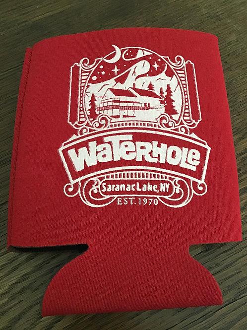 Waterhole Koozie (Red)