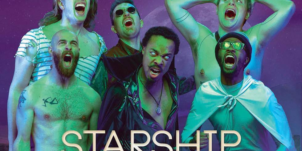 Starship Mantis - Waterhole Music Lounge