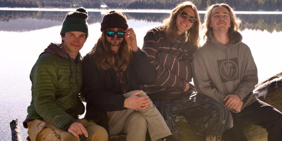 The Hasbens at Friday on the Patio - Waterhole, Saranac Lake, NY