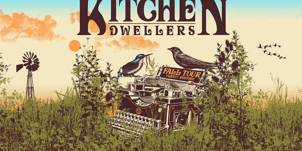 Kitchen Dwellers - Waterhole Music Lounge
