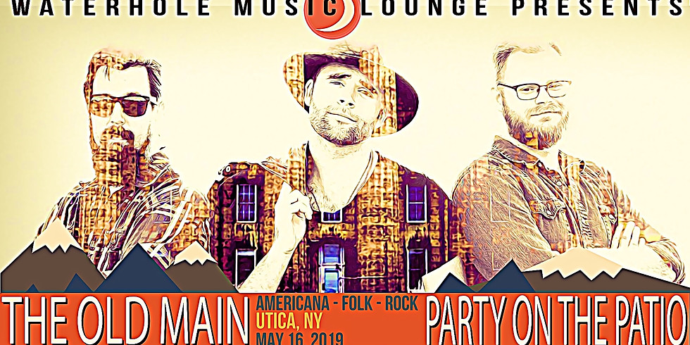 The Old Main - Party on the Patio