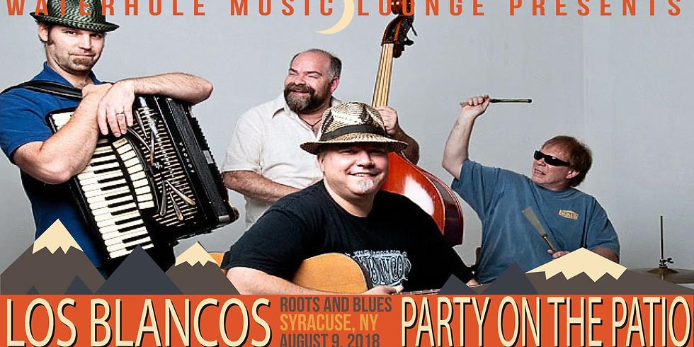 Los Blancos - Party on the Patio