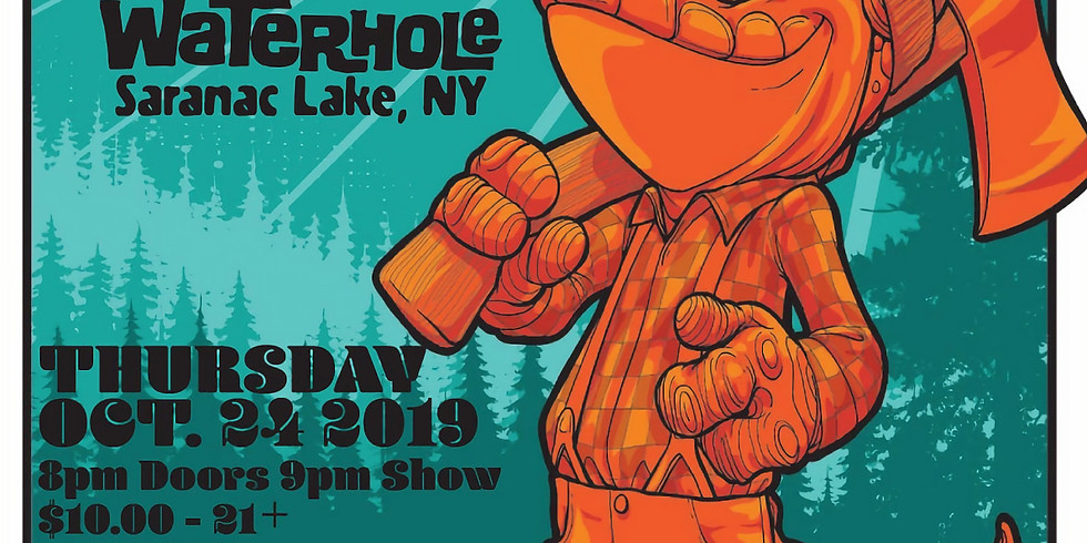 The Lizards: Phish Tribute at Waterhole Music Lounge