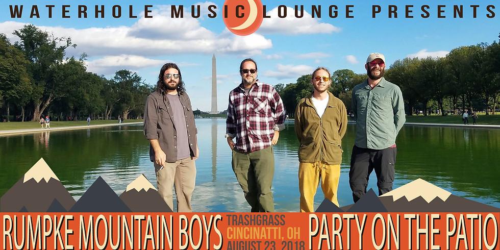 Rumpke Mountain Boys - Party on the Patio