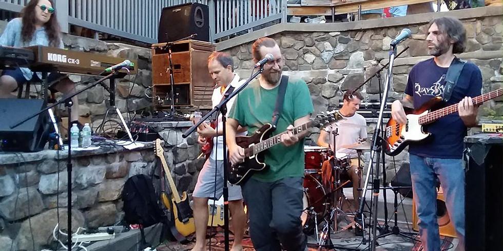Raisinhead - Waterhole Music Lounge