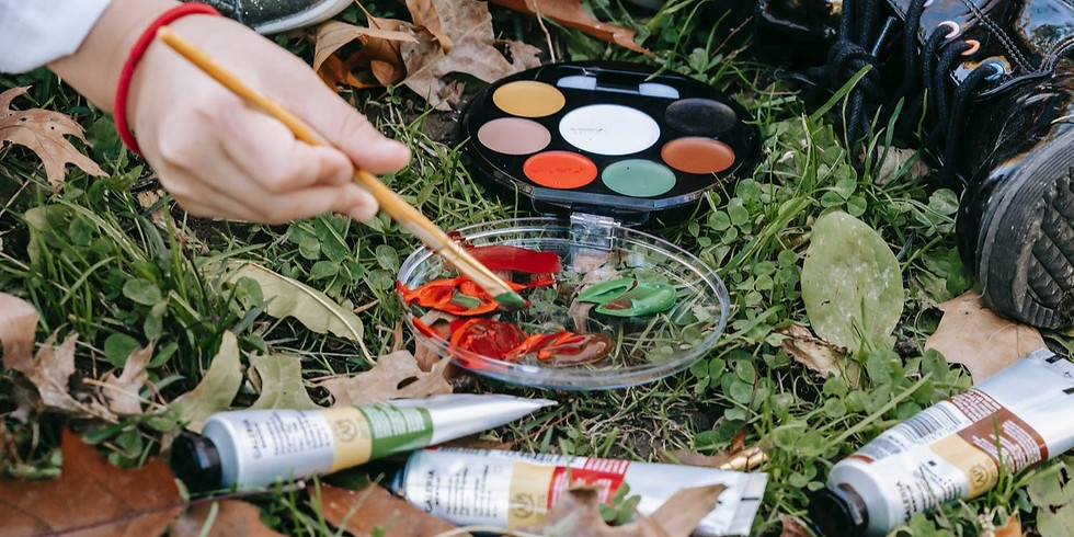 Art And Nature For Littles