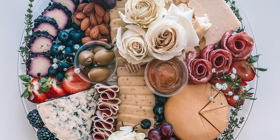 Charcuterie and Cheese Board Workshop $85