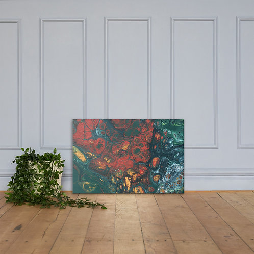 Canvas Wrapped Print - Terra