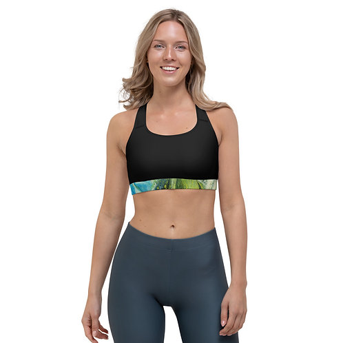 Elements - Earth - Sports Bra