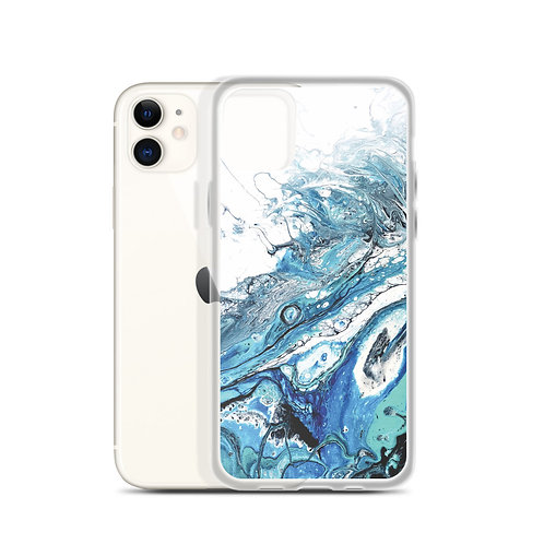 iPhone Case - Teal Wave