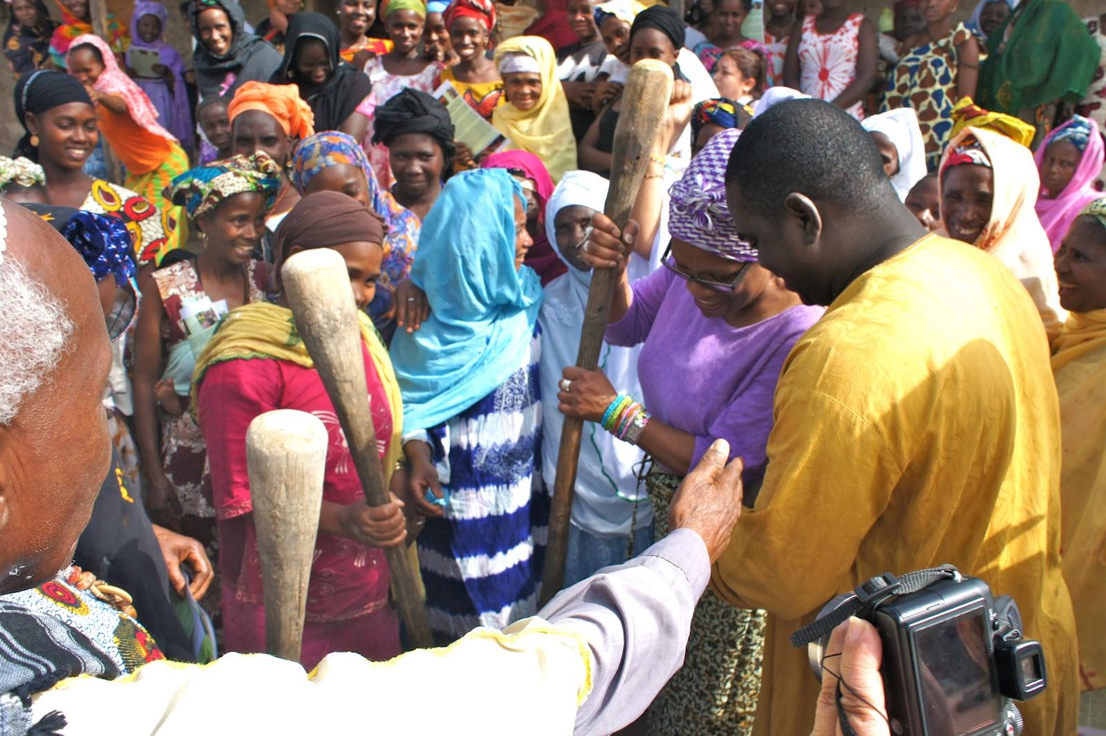 Naming Ceremony Quebo, Guinea Bissau W Africa