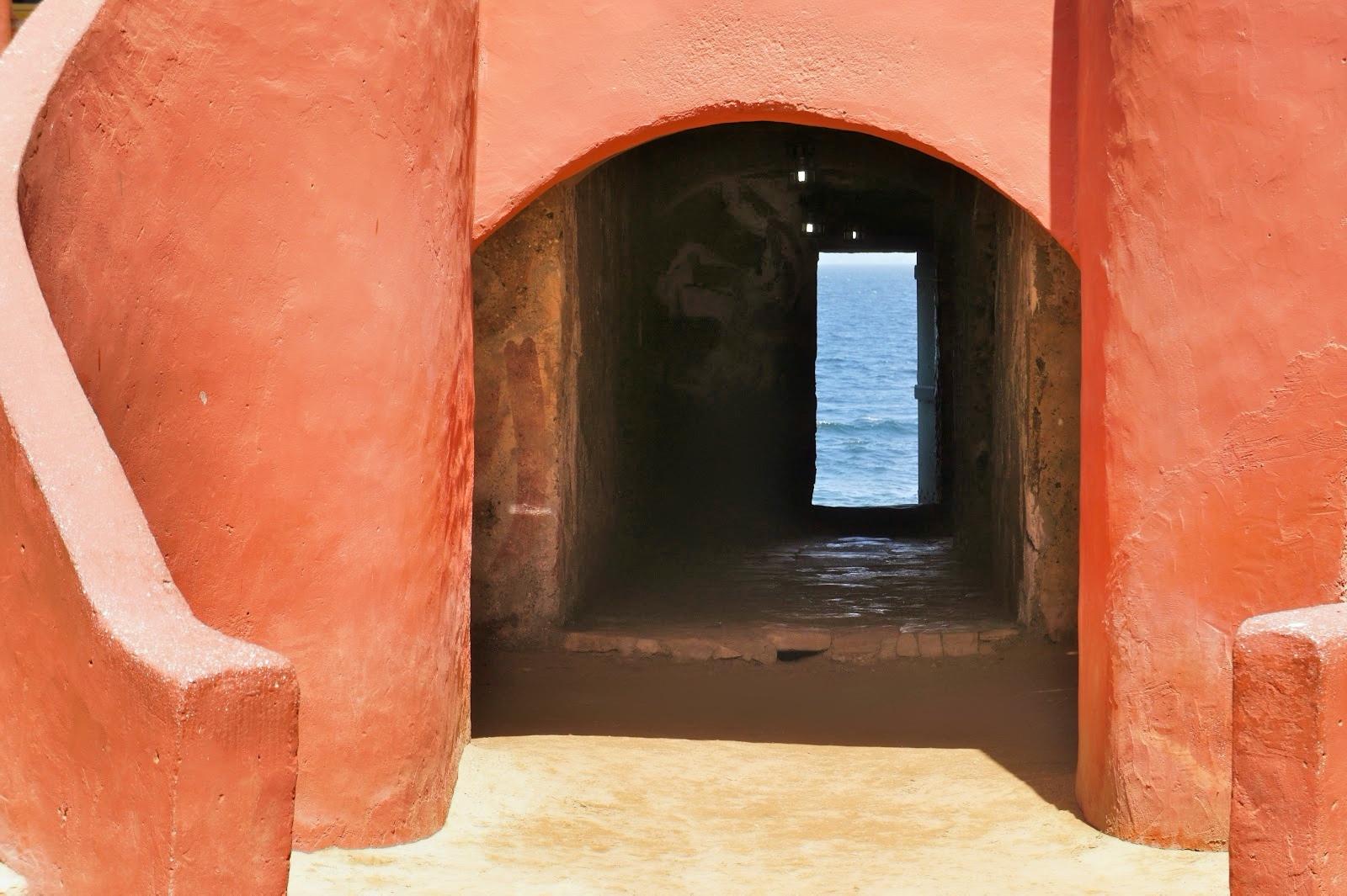 Door of No Return, Goree Island Senegal W Africa