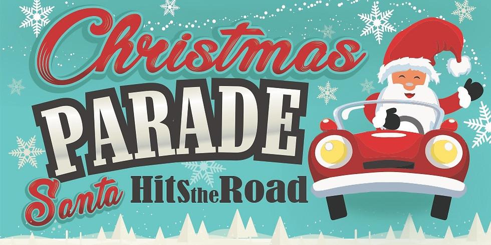 "Bartlett's ""Reverse"" Christmas Parade"