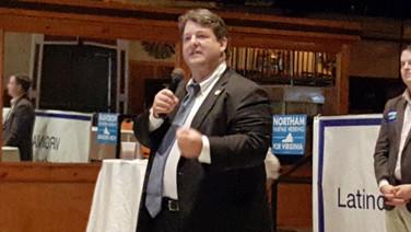 State Delegate Alfonso Lopez