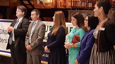 Elected officials and candidates