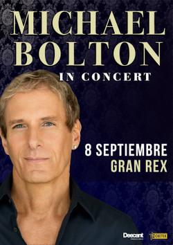 Michael Bolton - Gran Rex