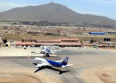 Aeropuerto La Florida LS