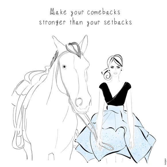 Make Your Comebacks Stronger Than Your Setbacks