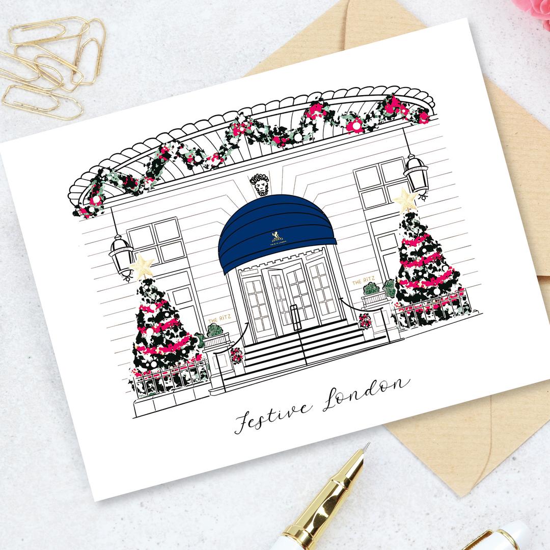 Christmas at The Ritz London