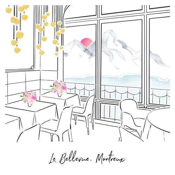 Le Bellevue Montreux