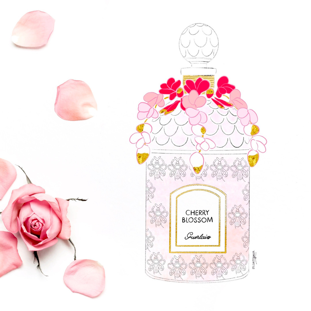 Cherry Blossom by Guerlain