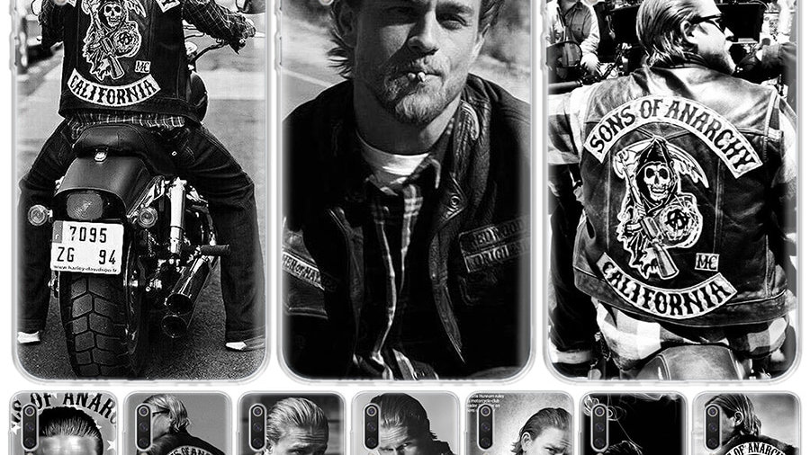 Sons of Anarchy Phone Case for Smartphones Cover