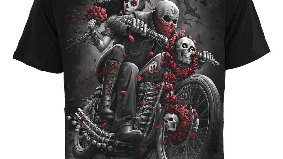 DOTD BIKERS - T-Shirt Black