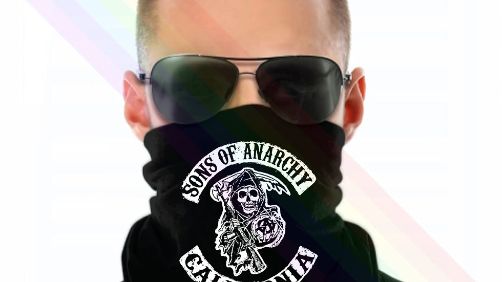 Sons of Anarchy Streetwear Headband Scarf