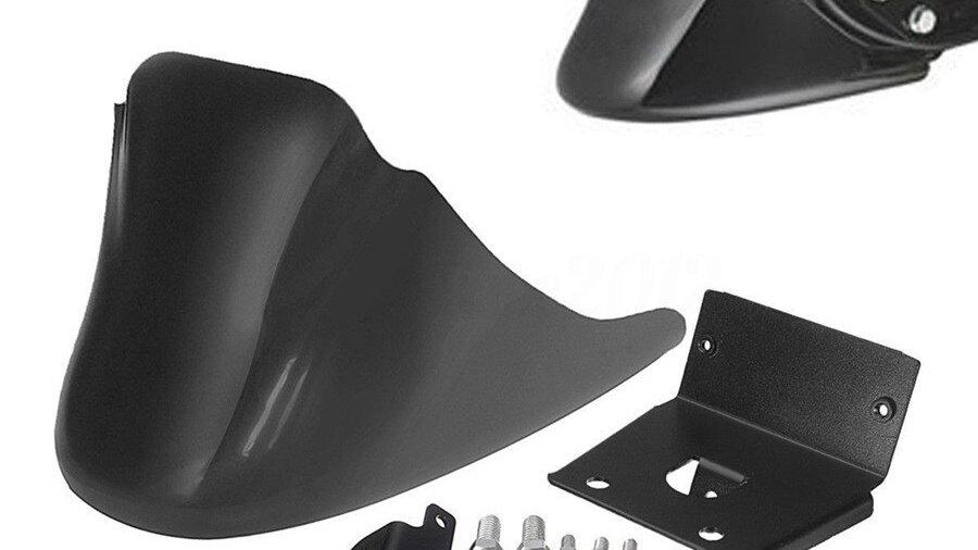 Motorcycle  Black Front Bottom Spoiler  for Harley  XL Sportster 883 1200