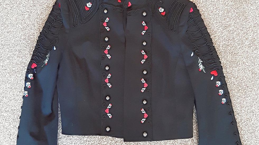 Fancy Gothic Vintage Women Jacket