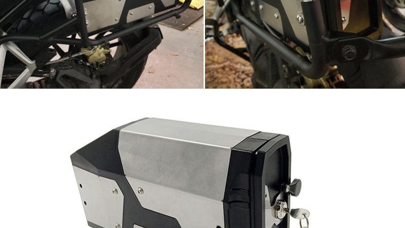 Aluminum Box Toolbox 4.2 Liters R1200GS