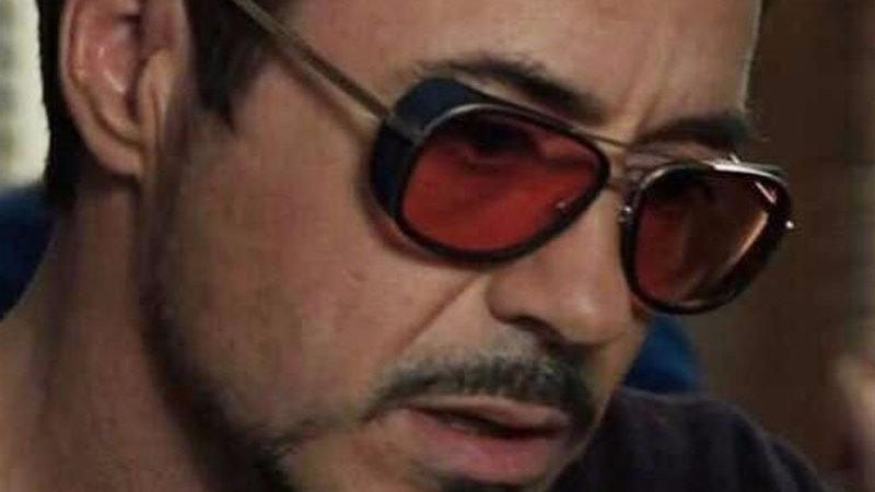 Steampunk Iron Man 3 Sunglasses Men Brand Women Mirror Sun Glasses Vintage