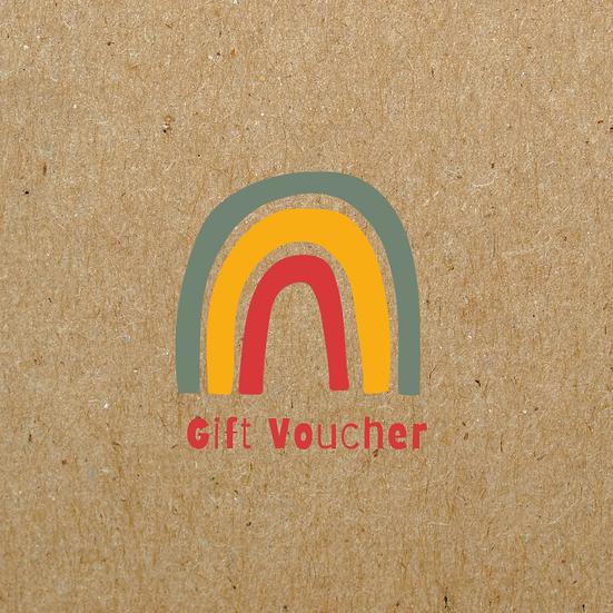6 Month Gift Voucher