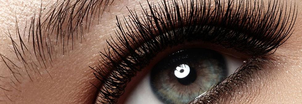 Forever Gorgeous Eyelash Banner