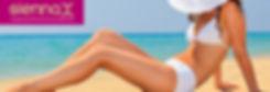 Sienna Spray Tan Banner