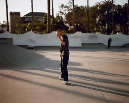 LA Skate Park Santa Barbara
