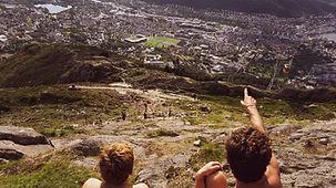 Bergen, Norway View