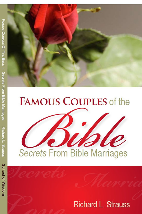 Famous Couples of the Bible By Richard Strauss